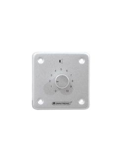 OMNITRONIC PA Volume Controller 45 W mono sil