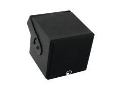 OMNITRONIC QI-5 Coaxial Wall Speaker black