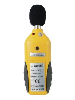 OMNITRONIC SLM-250 SPL Meter