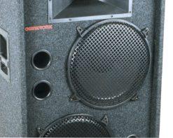 OMNITRONIC Speaker-Grille 12,7 cm