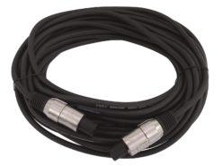 OMNITRONIC Speaker cable Speaker 2x2.5 15m bk