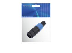OMNITRONIC Speaker cable socket 4pin