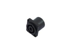 OMNITRONIC Speaker mounting socket 4pin square 10x