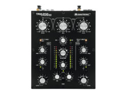 OMNITRONIC TRM-202MK3 2-Channel Rotary Mixer