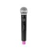 OMNITRONIC UHF-100 Handheld Microphone 823.5MHz (pink)