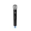 OMNITRONIC UHF-100 Handheld Microphone 863.8MHz (pink)