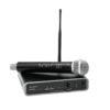 OMNITRONIC UHF-101 Wireless Mic System 864.1MHz