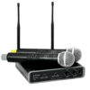 OMNITRONIC UHF-102 Wireless Mic System 825.3/864.1MHz