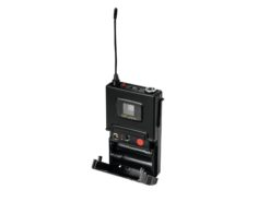 OMNITRONIC UHF-502 Bodypack incl. 863-865MHz, Lavalier (CH A red