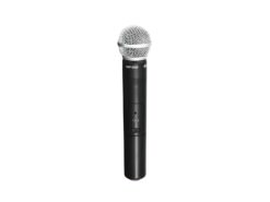 OMNITRONIC UHF-502 Handheld Microphone 863-865MHz (CH B blue)