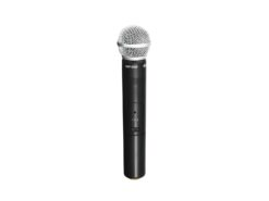OMNITRONIC UHF-502 Handheld Microphone (CH B orange)