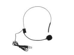 OMNITRONIC UHF-502 Headset for Bodypack