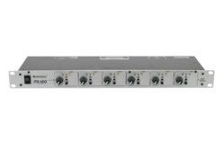 OMNITRONIC ZD-160 Zone Distributor