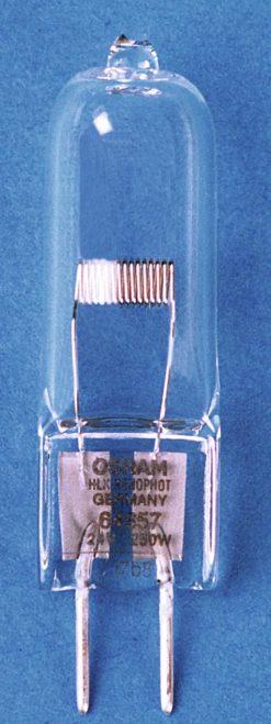 OSRAM 64657HLX EVC M33 24V/250W G-6.35