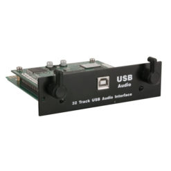 Optional USB Multitrack module for GIG-202 tab