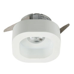 Orly-25R 3000 K 1x LED bianco caldo da 3W
