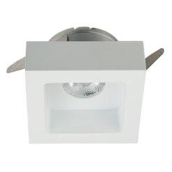 Orly-25SQ 3000 K 1 LED bianco caldo da 3W