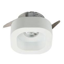 Orly-40R 3000 K 1x LED bianco caldo da 3W