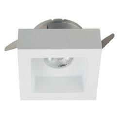 Orly-40SQ 3000 K 1 LED bianco caldo da 3W