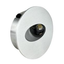 Oslo-R 3000 K 1 x LED Bianco Caldo da 1W, direzione della luce: basso/diretta