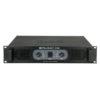 P-1200 Amplificatore 2U ad alta potenza classe H stereo PA, Nero
