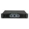 P-1600 Amplificatore 2U ad alta potenza classe H stereo PA, Nero