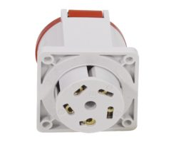 PC ELECTRIC CEE Mounting Connector 16A 5pin