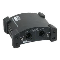 PDI-200 Scatola di iniezione diretta passiva stereo