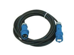 PSSO CEE Extension 16A 3x2.5 10m blue