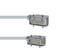 PSSO Multicore 16pin 10m gy