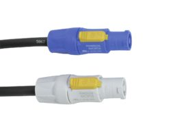 PSSO PowerCon Connection Cable 3x1.5 0.5m