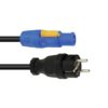 PSSO PowerCon Power Cable 3x1.5 1m H07RN-F