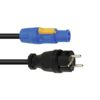 PSSO PowerCon Power Cable 3x1.5 5m H07RN-F