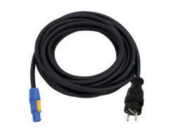 PSSO PowerCon Power Cable 3x2.5 5m H07RN-F