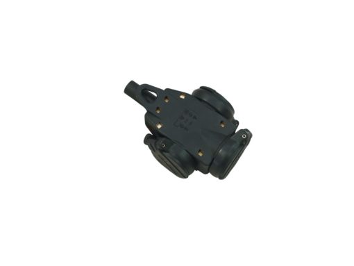 PSSO Safety Connector 3-fold bk