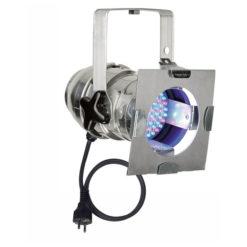 Par 36 Short, RGB LED Lucido