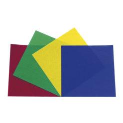Par 56 Colourset 1 Rosso, verde, giallo, blu