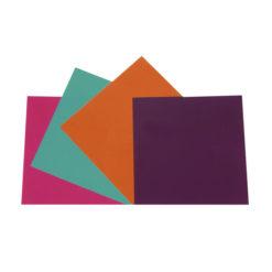 Par 56 Colourset 2 Rosa, blu pavone, arancione, malva