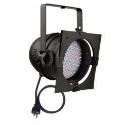 Par 64 Short, RGB LED Nero