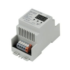 Play-III DMX Din Rail Decoder