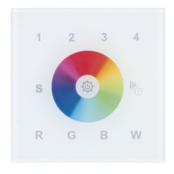 Play-XX Wall Panel RGBW RF-WiFi