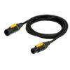 Powercable Neutrik Powercon True1 M/F 3m 3x 1,5mm2