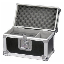 Pro Case for 6 mics Baule professionale per 6 microfoni
