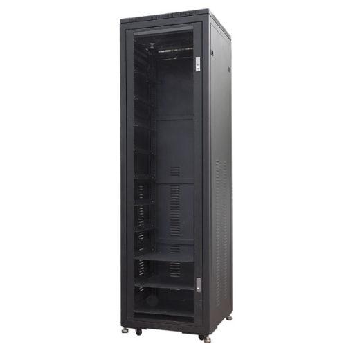 Pro Metal Equipment Rack 40U (585 x 585 x 2020 mm), 85 kg