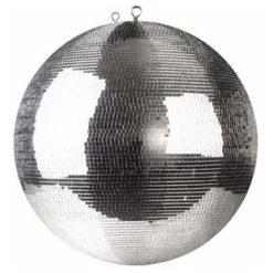 Professional Mirrorball 50 cm 5 x 5 mm Sfera specchiata senza motore, 50 cm