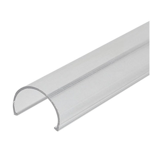 Profile Eco Surface 22 Cover Clear 8 mm x lunghezza 2 m