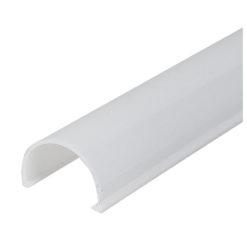 Profile Eco Surface 22 Cover White 8 mm x lunghezza 2 m