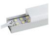 Profile Pro 11 Surface Alluminio 2000 x 20 x 12mm