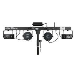 QFX Set luci compatto Multi FX
