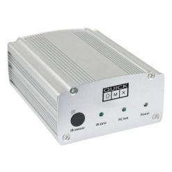Quick DMX D512 Plus 512 canali con calendario & Ir